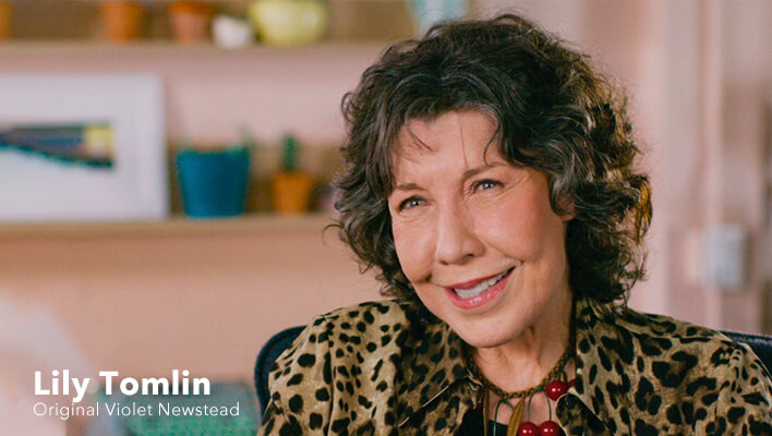 Lily Tomlin at StillWorking9to5.com