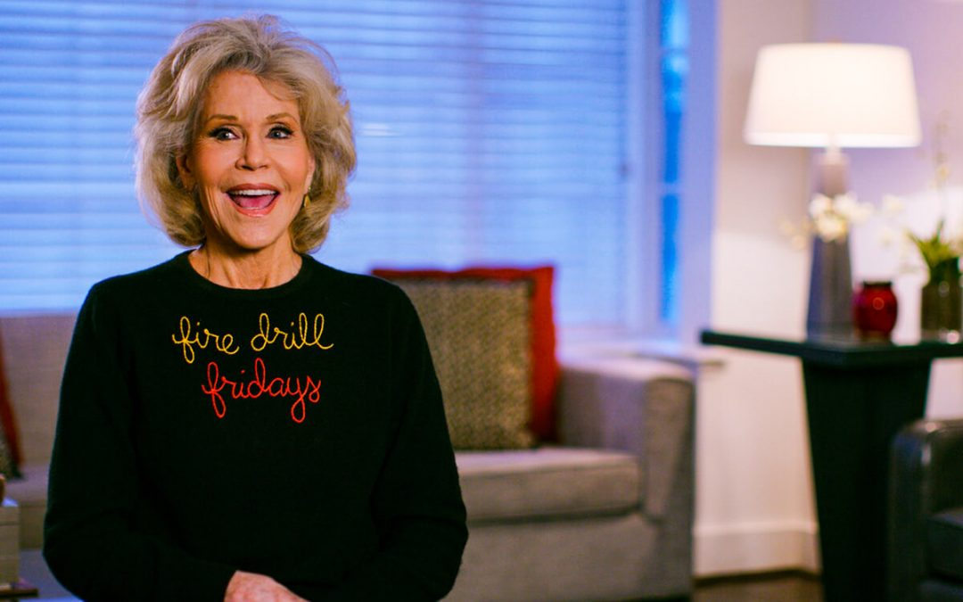 BWW Exclusive: Jane Fonda Discusses Cultural Impact in New Documentary STILL WORKING 9 TO 5