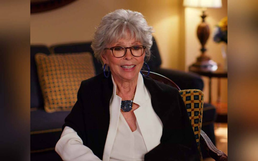 Rita Moreno at StillWorking9to5.com